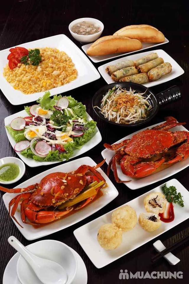 Voucher giảm giá tại NH QUEEN'S CRAB - Crab & Seafood Restaurant chuyên cua & hải sản phong cách Âu - 32