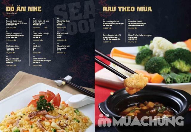 Voucher giảm giá tại NH QUEEN'S CRAB - Crab & Seafood Restaurant chuyên cua & hải sản phong cách Âu - 5