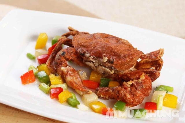 Voucher giảm giá tại NH QUEEN'S CRAB - Crab & Seafood Restaurant chuyên cua & hải sản phong cách Âu - 30