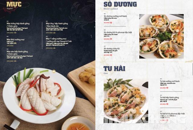 Voucher giảm giá tại NH QUEEN'S CRAB - Crab & Seafood Restaurant chuyên cua & hải sản phong cách Âu - 7