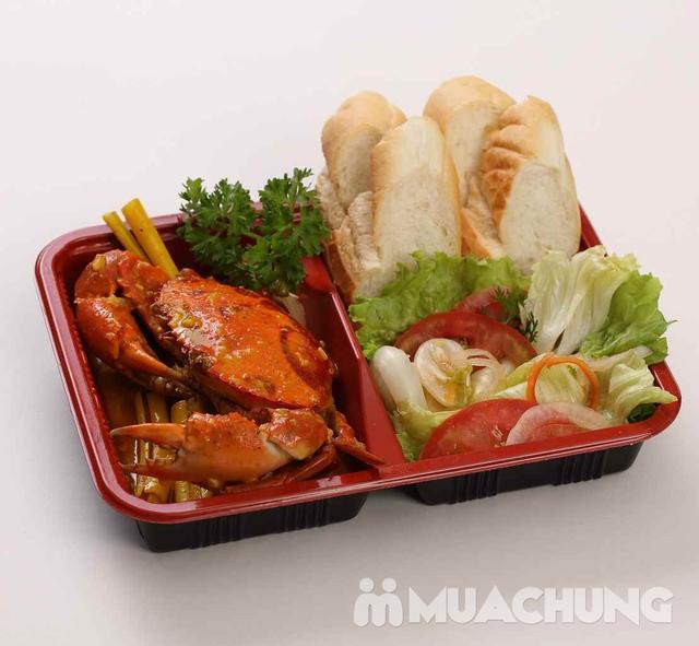 Voucher giảm giá tại NH QUEEN'S CRAB - Crab & Seafood Restaurant chuyên cua & hải sản phong cách Âu - 34
