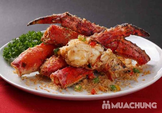 Voucher giảm giá tại NH QUEEN'S CRAB - Crab & Seafood Restaurant chuyên cua & hải sản phong cách Âu - 24
