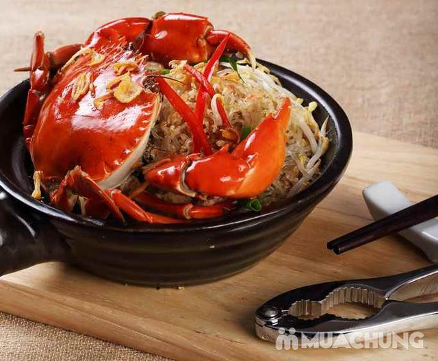Voucher giảm giá tại NH QUEEN'S CRAB - Crab & Seafood Restaurant chuyên cua & hải sản phong cách Âu - 25