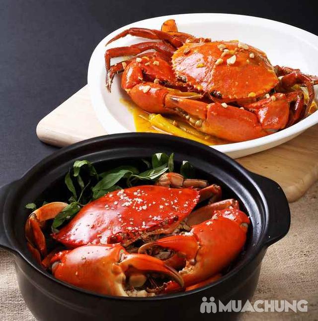 Voucher giảm giá tại NH QUEEN'S CRAB - Crab & Seafood Restaurant chuyên cua & hải sản phong cách Âu - 27