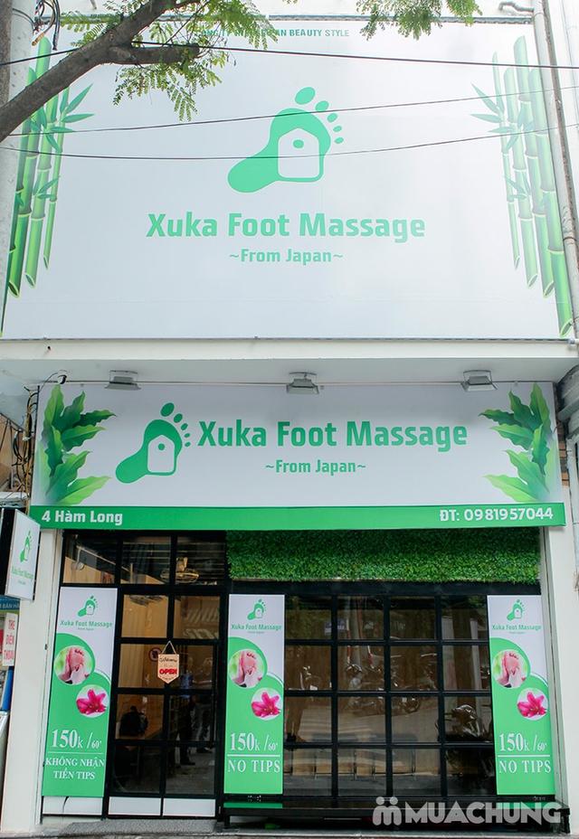 60 phút Massage xua tan mệt mỏi bằng phương pháp Nhật tại Xuka Foot Massage - Không Nhận Tips - 26