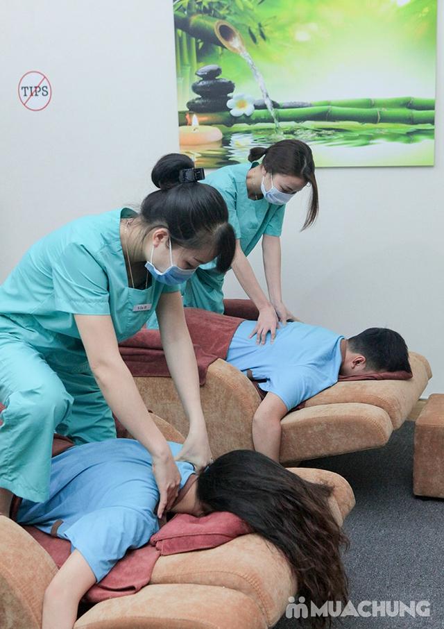 60 phút Massage xua tan mệt mỏi bằng phương pháp Nhật tại Xuka Foot Massage - Không Nhận Tips - 25