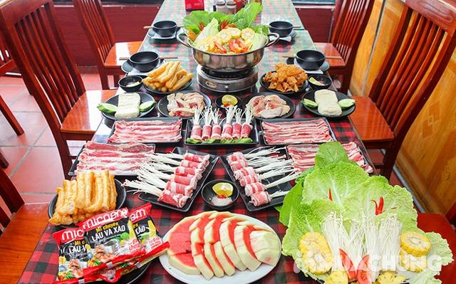 Ăn thả ga Buffet lẩu Bò Mỹ tại Kiencancook - 71 Nguyễn Khang - 41