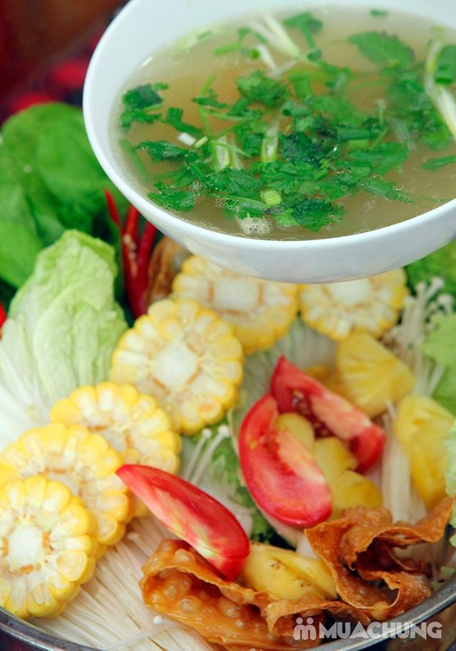 Ăn thả ga Buffet lẩu Bò Mỹ tại Kiencancook - 71 Nguyễn Khang - 49