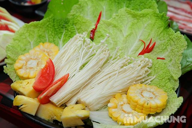 Ăn thả ga Buffet lẩu Bò Mỹ tại Kiencancook - 71 Nguyễn Khang - 54