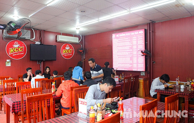 Ăn thả ga Buffet lẩu Bò Mỹ tại Kiencancook - 71 Nguyễn Khang - 60