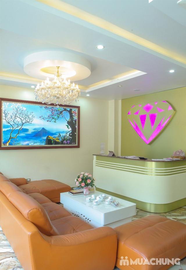Xông hơi kết hợp Massage body đá muối Himalaya tặng kèm nước chanh muối - Cham Beauty Spa - 32