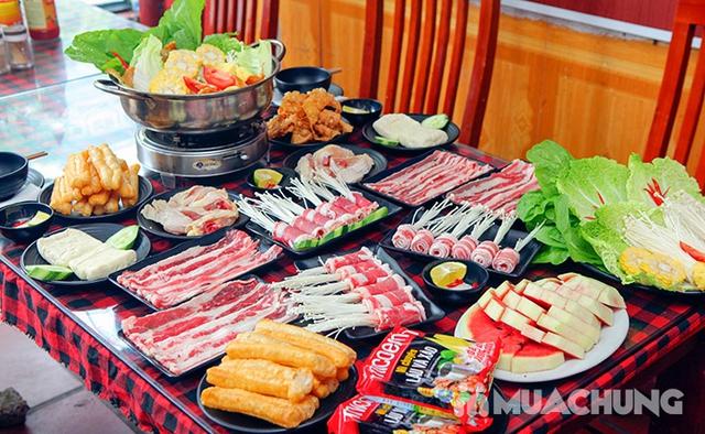 Ăn thả ga Buffet lẩu Bò Mỹ tại Kiencancook - 71 Nguyễn Khang - 42
