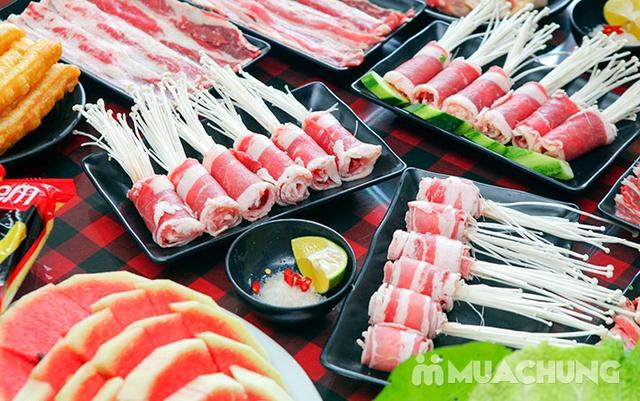 Ăn thả ga Buffet lẩu Bò Mỹ tại Kiencancook - 71 Nguyễn Khang - 44