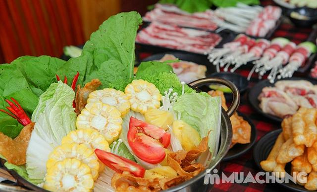 Ăn thả ga Buffet lẩu Bò Mỹ tại Kiencancook - 71 Nguyễn Khang - 48