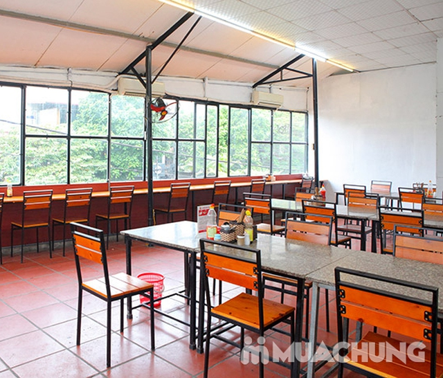 Ăn thả ga Buffet lẩu Bò Mỹ tại Kiencancook - 71 Nguyễn Khang - 58