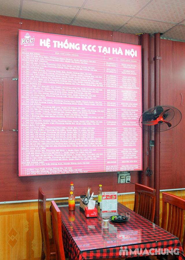 Ăn thả ga Buffet lẩu Bò Mỹ tại Kiencancook - 71 Nguyễn Khang - 61