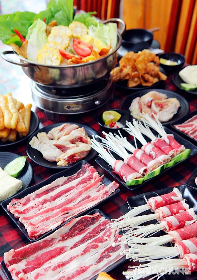 Ăn thả ga Buffet lẩu Bò Mỹ tại Kiencancook - 71 Nguyễn Khang - 43