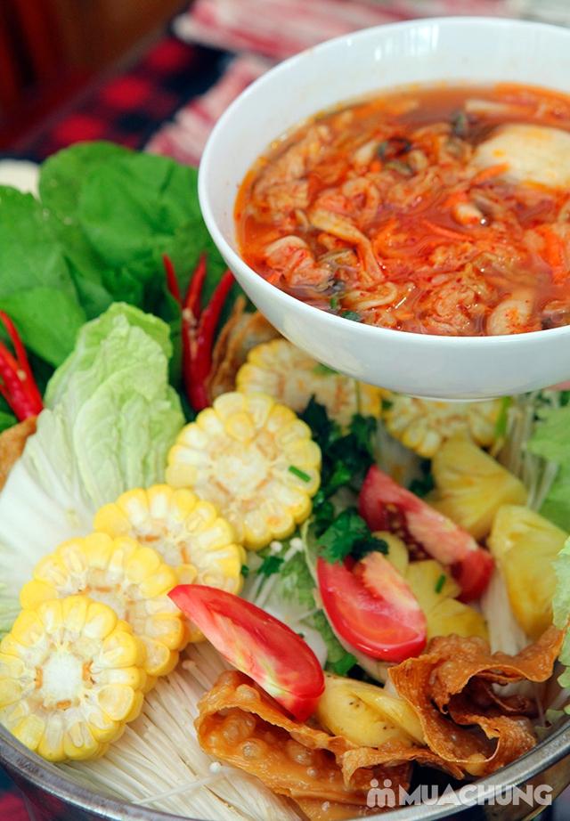 Ăn thả ga Buffet lẩu Bò Mỹ tại Kiencancook - 71 Nguyễn Khang - 50