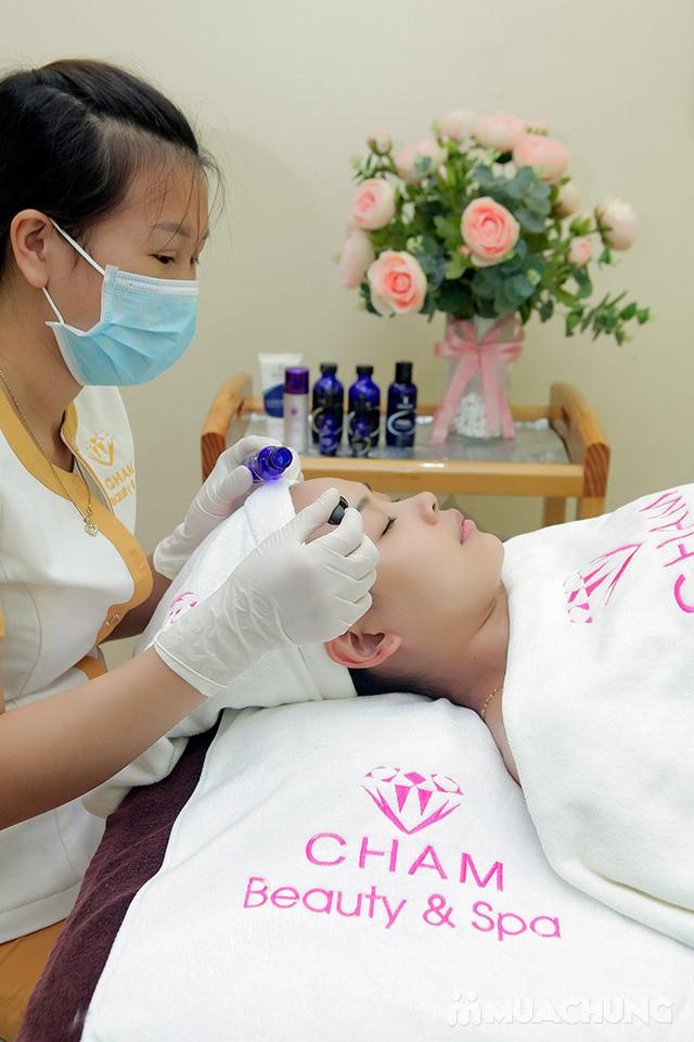 Peel da đặc trị mụn cao cấp Image tại Cham Beauty Spa - 10