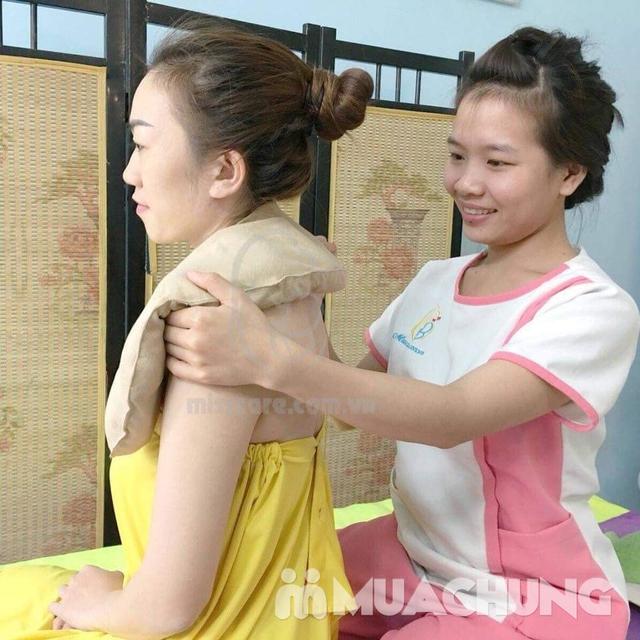 Ngâm chân, đắp mặt, massga thư giãn lưu thông ký huyết cho bà bầu tại nhà - Miss Care Hà Nội - 7