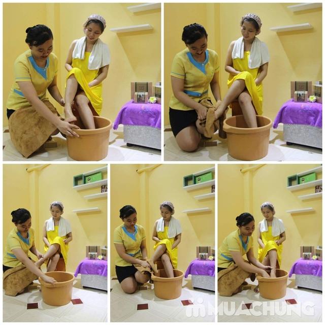 Ngâm chân, đắp mặt, massga thư giãn lưu thông ký huyết cho bà bầu tại nhà - Miss Care Hà Nội - 10
