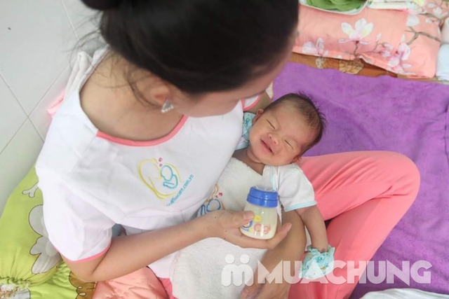 Dịch vụ tắm cho bé sơ sinh tại nhà - Miss Care - 9