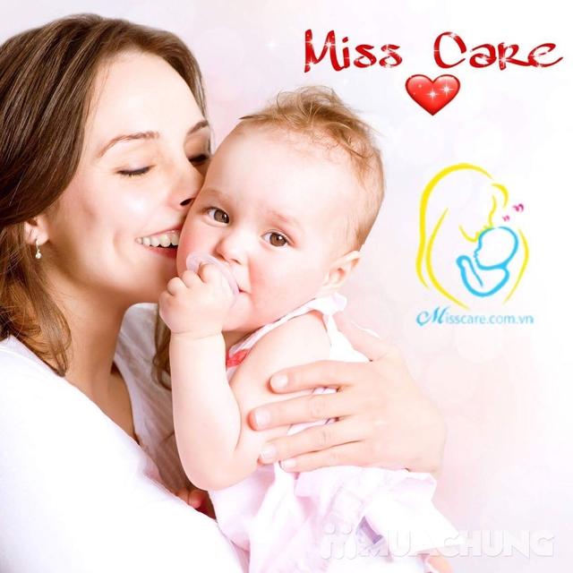 Dịch vụ tắm cho bé sơ sinh tại nhà - Miss Care - 10