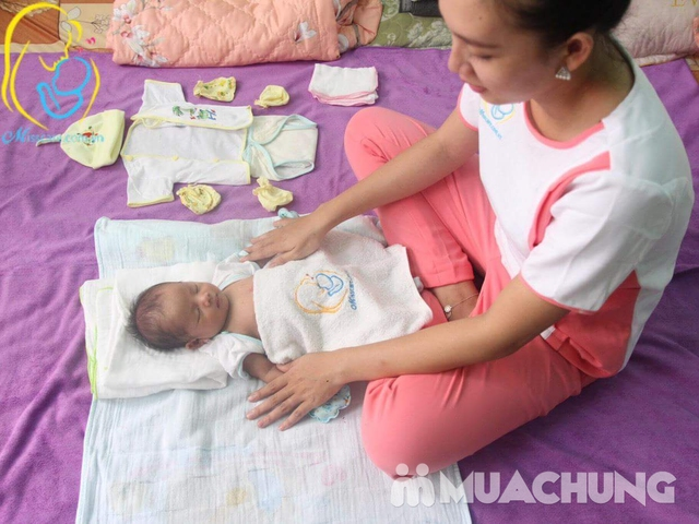 Dịch vụ tắm cho bé sơ sinh tại nhà - Miss Care - 8