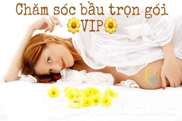 Ngâm chân, đắp mặt, massga thư giãn lưu thông ký huyết cho bà bầu tại nhà - Miss Care Hà Nội - 4
