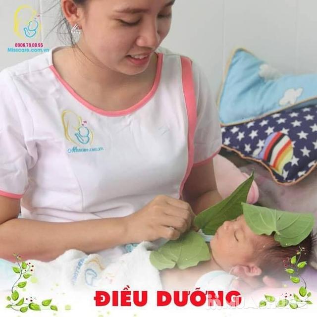 Dịch vụ tắm cho bé sơ sinh tại nhà - Miss Care Hà Nội - 1