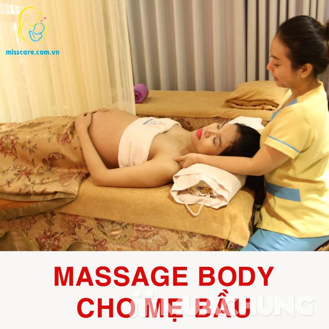 Massage bầu tại nhà - Misscare Hà Nội - 3