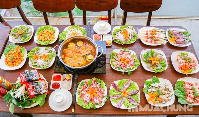 Buffet lẩu không giới hạn tại Nhà hàng Ẩm Thực Việt - Tặng Coca - 25