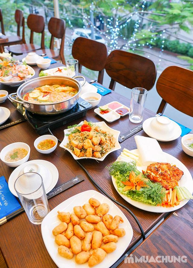 Buffet lẩu không giới hạn tại Nhà hàng Ẩm Thực Việt - Tặng Coca - 40