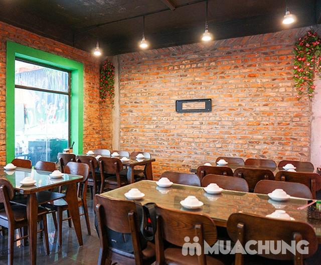 Buffet lẩu không giới hạn tại Nhà hàng Ẩm Thực Việt - Tặng Coca - 17