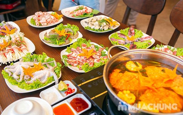 Buffet lẩu không giới hạn tại Nhà hàng Ẩm Thực Việt - Tặng Coca - 28