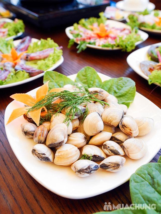 Buffet lẩu không giới hạn tại Nhà hàng Ẩm Thực Việt - Tặng Coca - 37