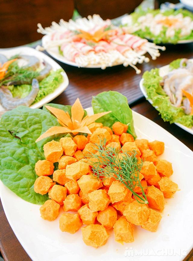 Buffet lẩu không giới hạn tại Nhà hàng Ẩm Thực Việt - Tặng Coca - 39