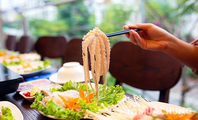 Buffet lẩu không giới hạn tại Nhà hàng Ẩm Thực Việt - Tặng Coca - 30