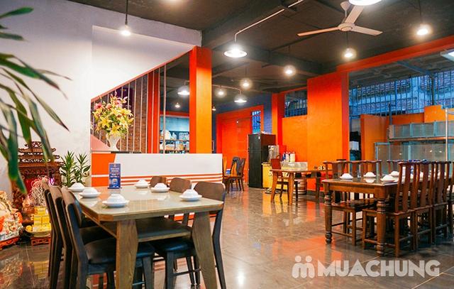 Buffet lẩu không giới hạn tại Nhà hàng Ẩm Thực Việt - Tặng Coca - 19
