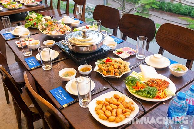 Buffet lẩu không giới hạn tại Nhà hàng Ẩm Thực Việt - Tặng Coca - 43