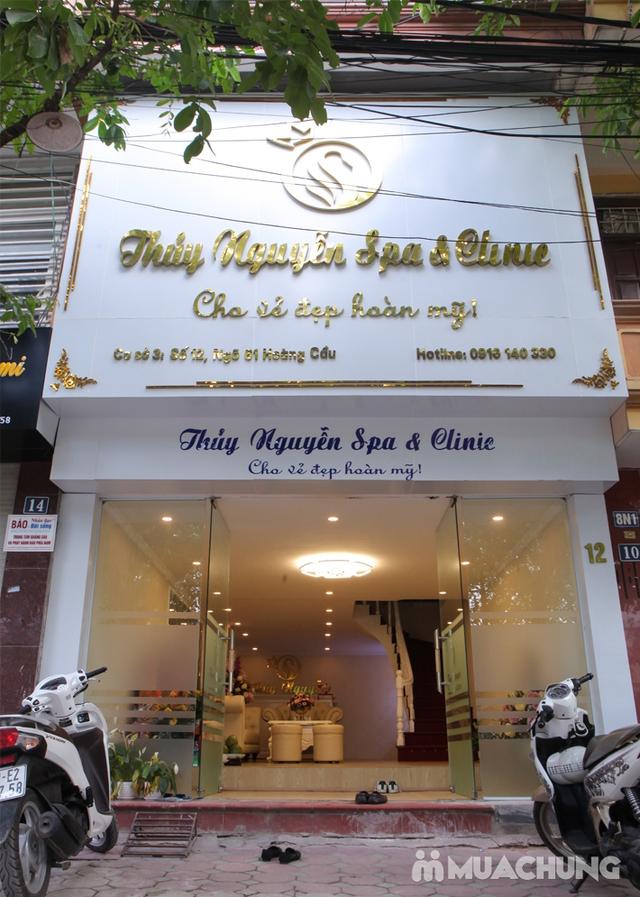 Tắm trắng toàn thân kết hợp massage body 90 Phút tại Thuỷ Nguyễn Spa & Clinic - 12