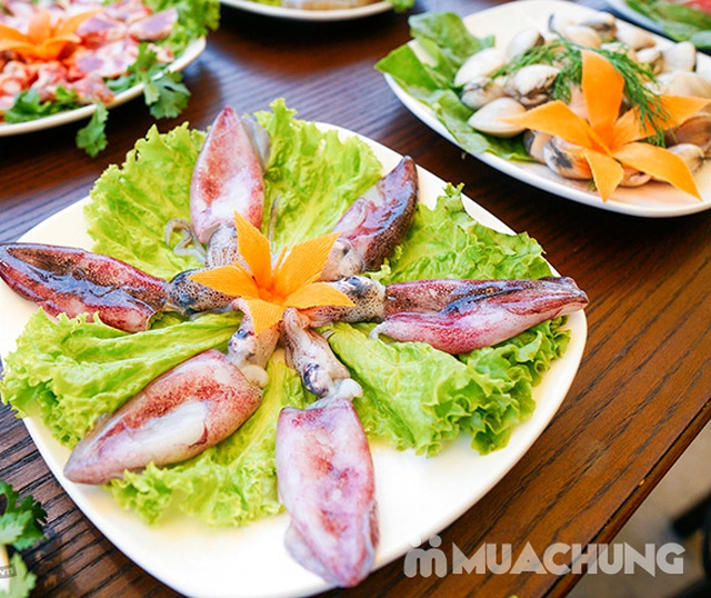 Buffet lẩu không giới hạn tại Nhà hàng Ẩm Thực Việt - Tặng Coca - 38