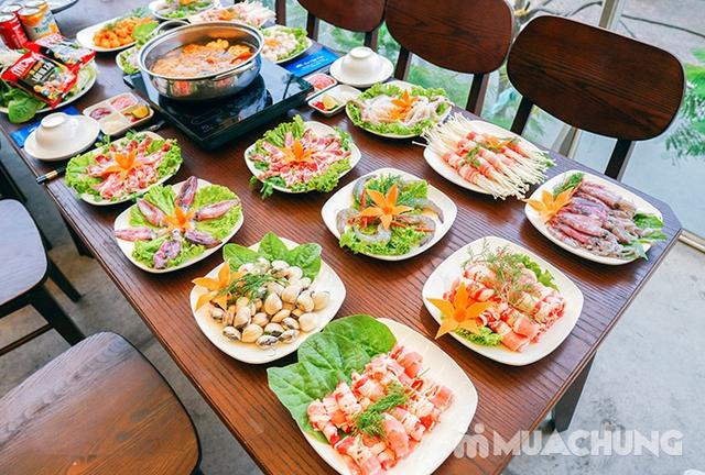 Buffet lẩu không giới hạn tại Nhà hàng Ẩm Thực Việt - Tặng Coca - 26