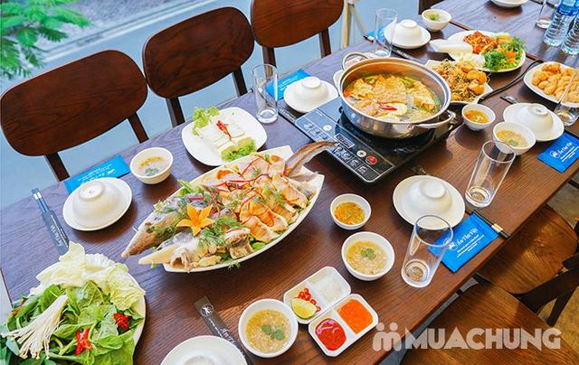 Buffet lẩu không giới hạn tại Nhà hàng Ẩm Thực Việt - Tặng Coca - 41