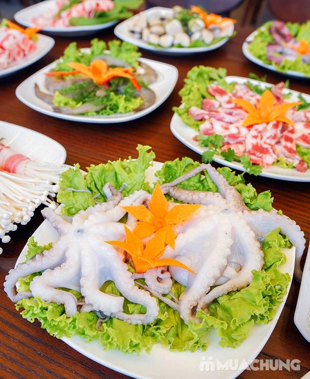 Buffet lẩu không giới hạn tại Nhà hàng Ẩm Thực Việt - Tặng Coca - 33