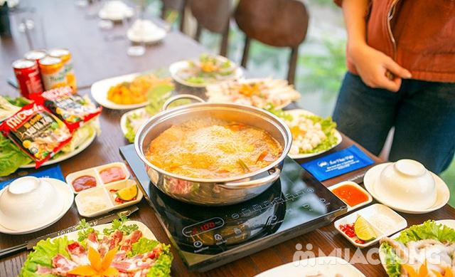 Buffet lẩu không giới hạn tại Nhà hàng Ẩm Thực Việt - Tặng Coca - 29