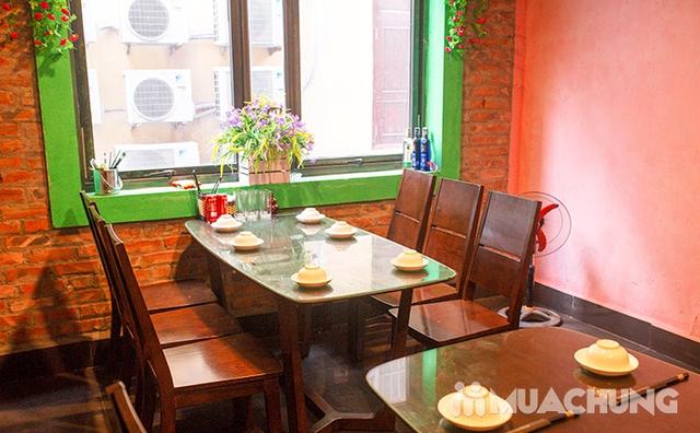 Buffet lẩu không giới hạn tại Nhà hàng Ẩm Thực Việt - Tặng Coca - 22