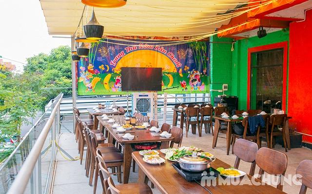 Buffet lẩu không giới hạn tại Nhà hàng Ẩm Thực Việt - Tặng Coca - 23