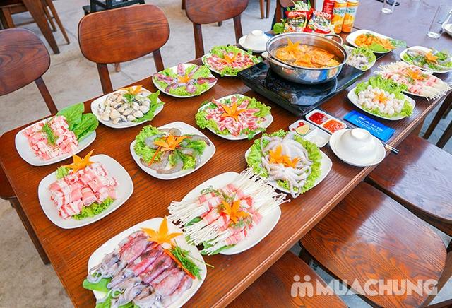 Buffet lẩu không giới hạn tại Nhà hàng Ẩm Thực Việt - Tặng Coca - 27