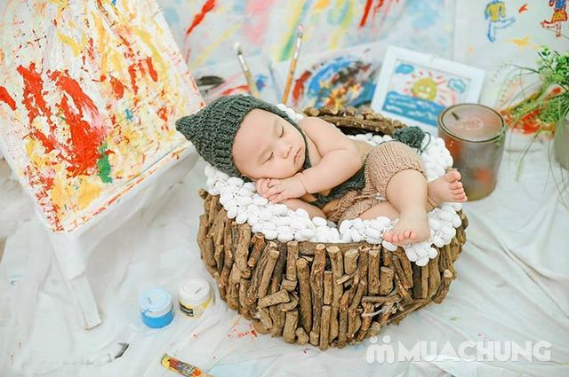 Gói chụp ảnh đẹp lung linh cho bé và gia đình tại Candy Studio - 17